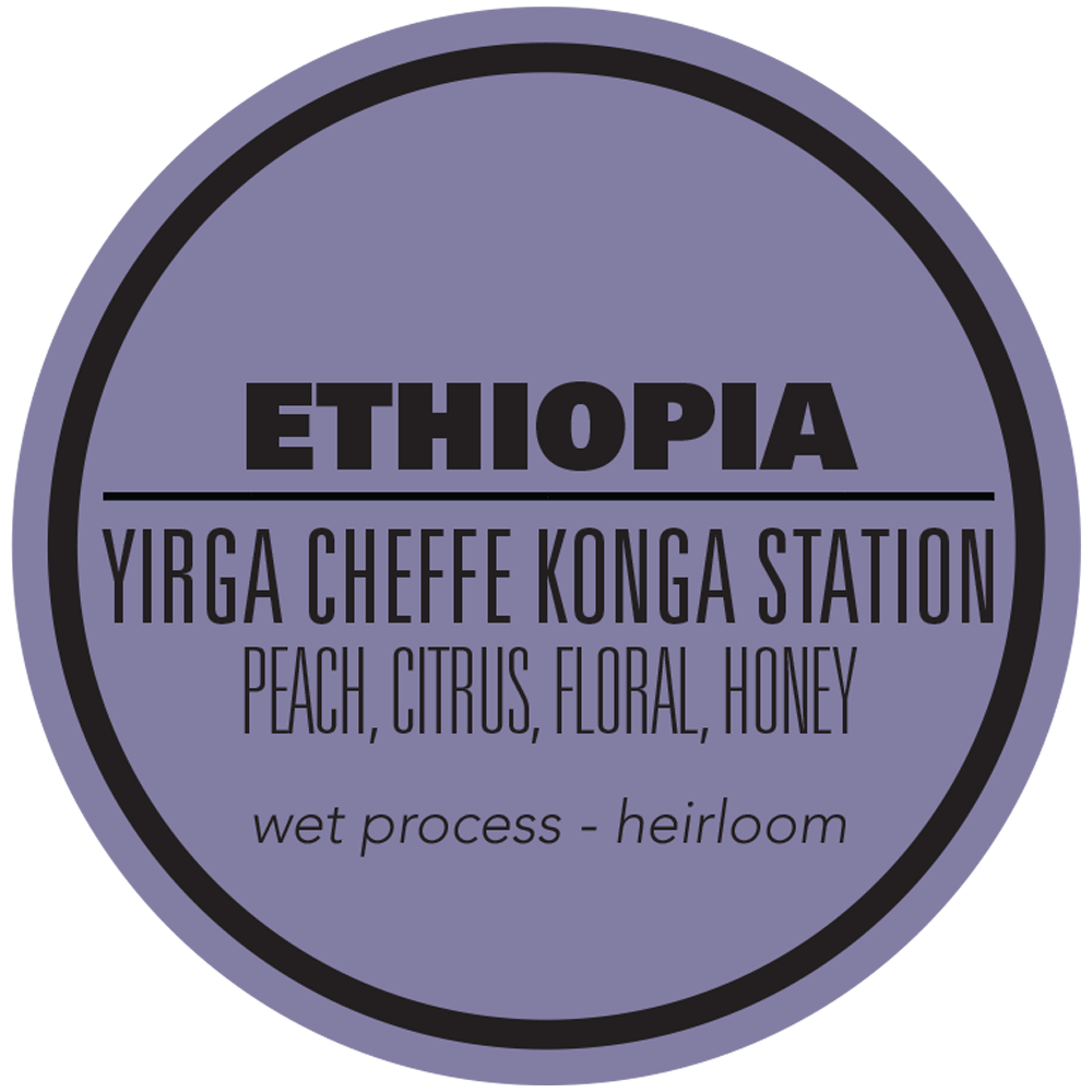 Load image into Gallery viewer, Ethiopia Yirga Cheffe Konga Station