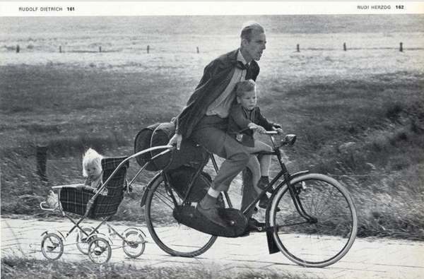 A BICYCLE MADE FOR TWO…