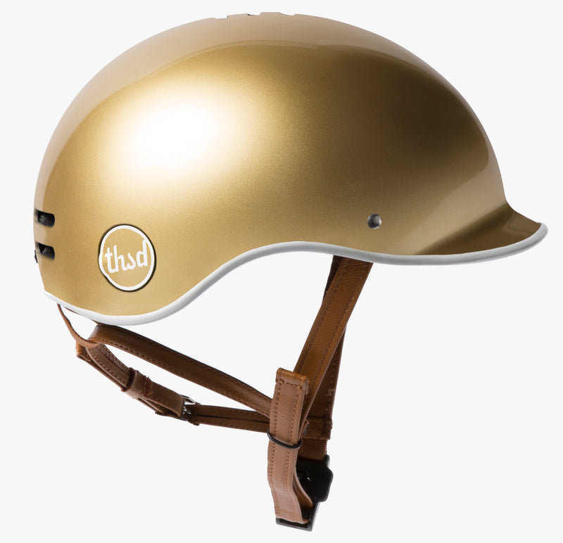 Thousand Stay Gold Helmet