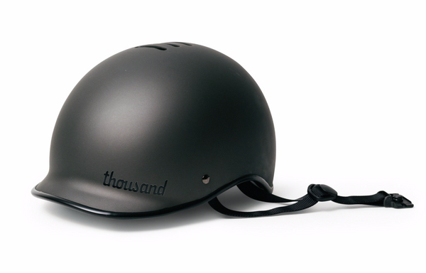 THOUSAND HELMET STEALTH BLACK