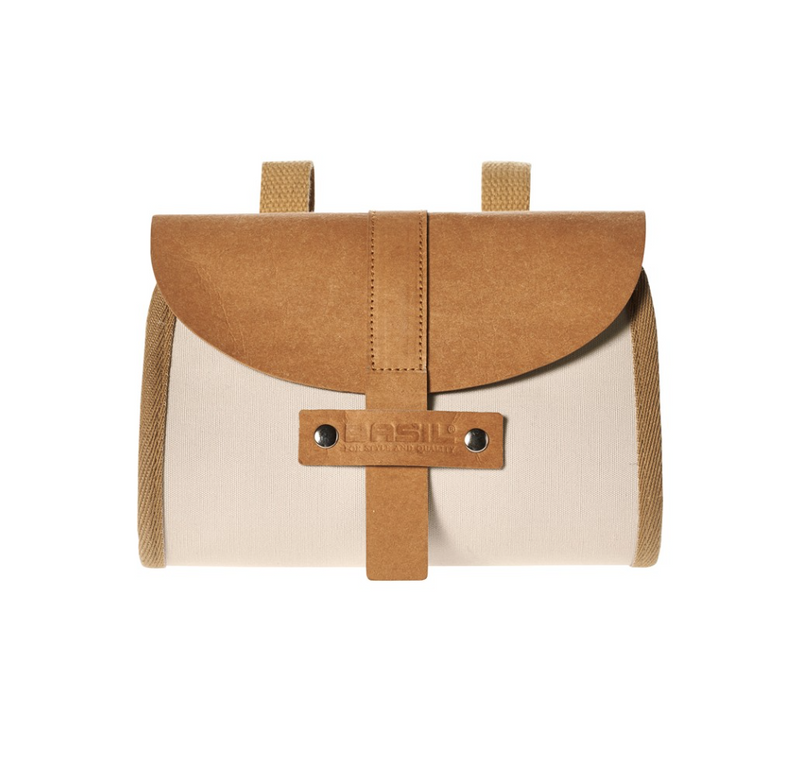 BEG BASIL PORTLAND SADDLEBAG NATURAL