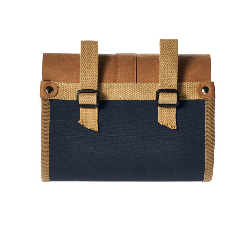 BEG BASIL PORTLAND SADDLEBAG NAVY