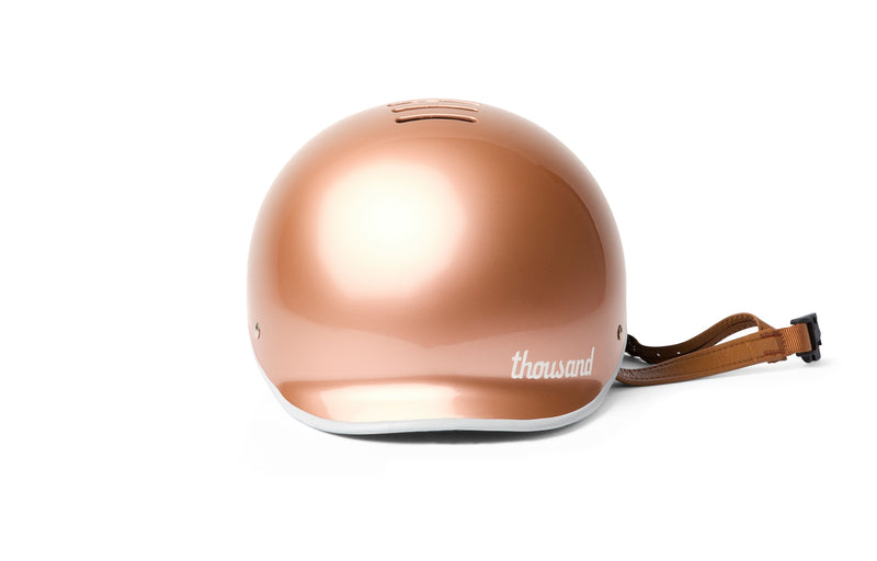 THOUSAND BICYCLE HELMET ROSE GOLD