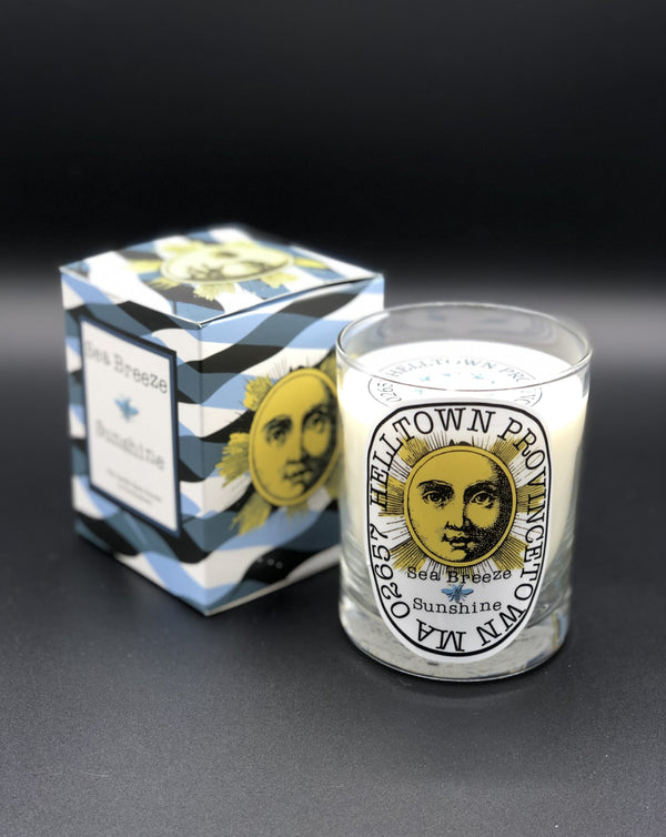 Seabreeze and Sunshine candle