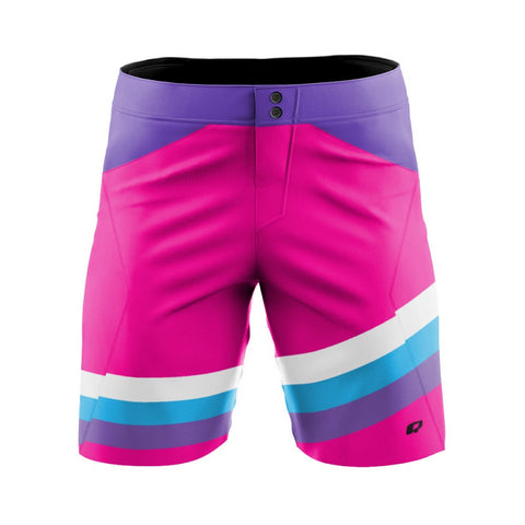 HB&T Team 2021 Pink - MTB baggy shorts