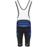 Blue Gradient - Men Cycling Bib
