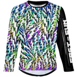 90's Throw Back - MTB Long Sleeve Jersey