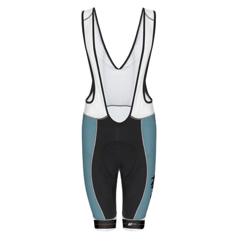 Line Black - Men Cycling Bib
