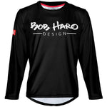 Haro Black - MTB Long Sleeve Jersey
