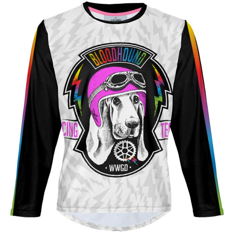 Bloodhound RT X - MTB Long Sleeve Jersey