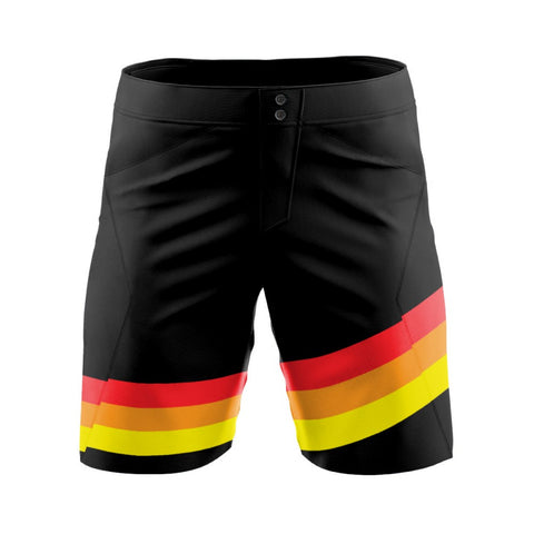 HB&T Team 2021 - MTB baggy shorts