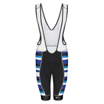 Blue Lines - Men Cycling Bib