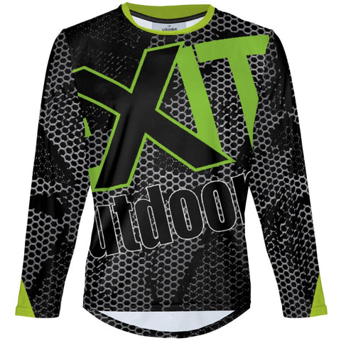 Wolftraders eXit - MTB Long Sleeve Jersey