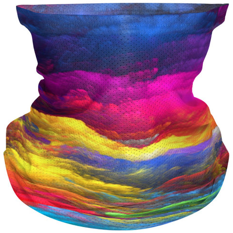 Rainbow Clouds - Bandana