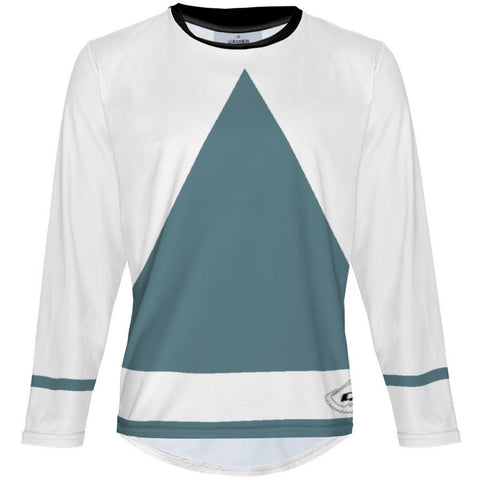 Camden Triangle - MTB Long Sleeve Jersey
