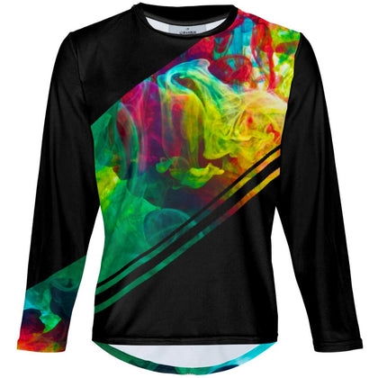 All the Colors - MTB Long Sleeve Jersey