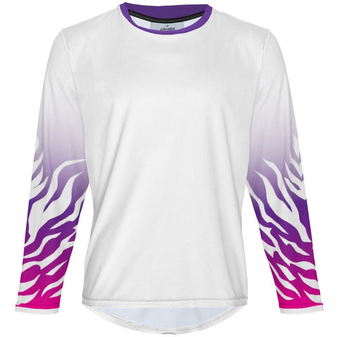 Rhythm Tiger - MTB Long Sleeve Jersey