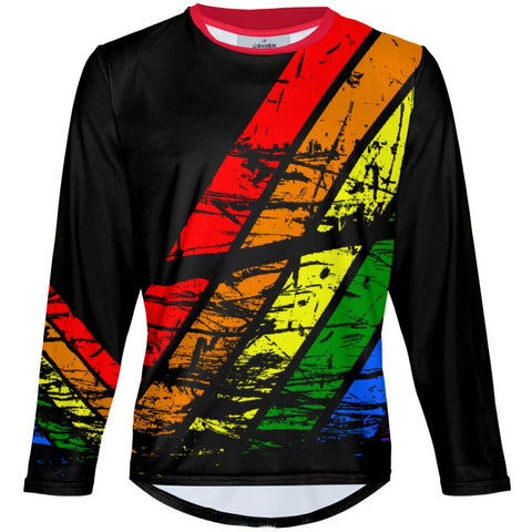 PRIDE - MTB Long Sleeve Jersey
