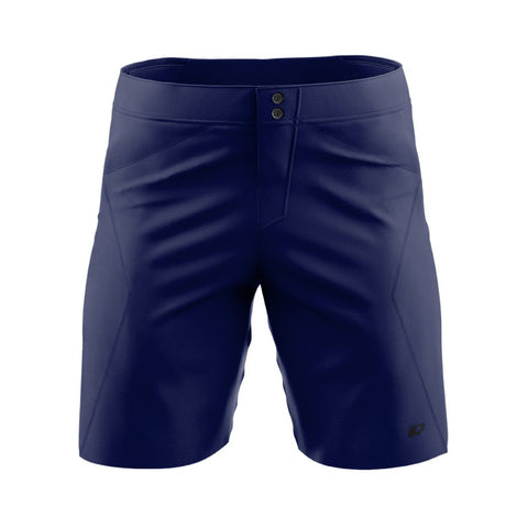 Solid Blue - MTB baggy shorts
