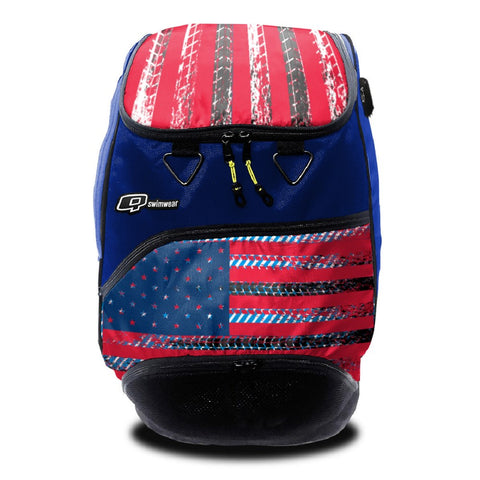 USA Flag - Backpack