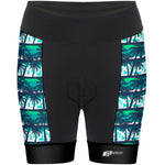 Palms - Women Cycling Shorts
