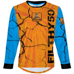 Quick N Dirty 50 - MTB Long Sleeve Jersey