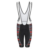 Red Lines - Men Cycling Bib