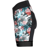 Palms II - Women Cycling Shorts