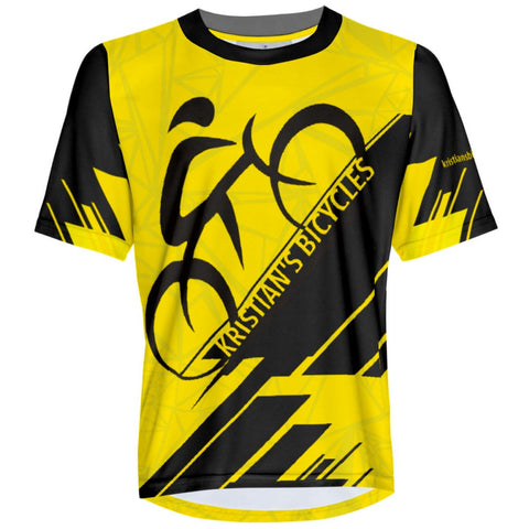 Kristians Bicycles OK - MTB Short Sleeve Jersey