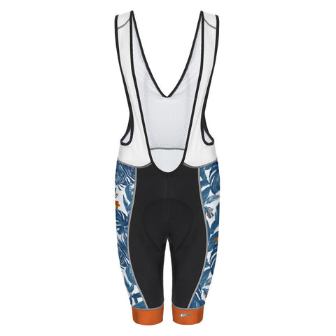 Blue Hawaii - Men Cycling Bib