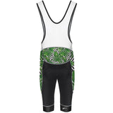 Green Leafs - Men Cycling Bib