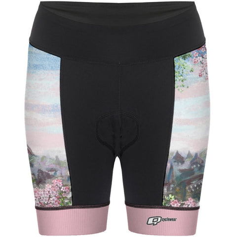Paris - Women Cycling Shorts