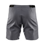 Solid Gray - MTB baggy shorts