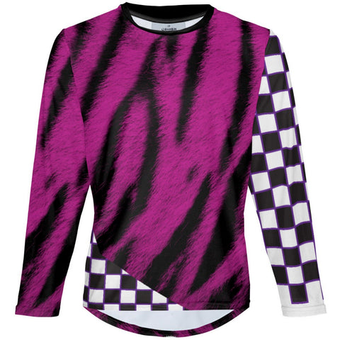 Fierce Finish - MTB Long Sleeve Jersey