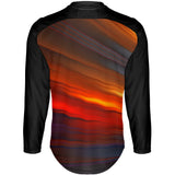 Sunset Riding - MTB Long Sleeve Jersey
