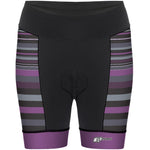 Dark Pink - Women Cycling Shorts