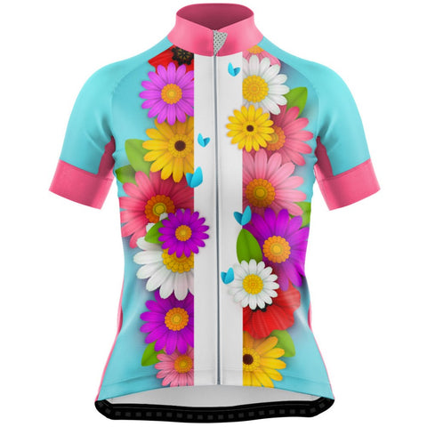 Spring 3 - Women Cycling Jersey 3.0