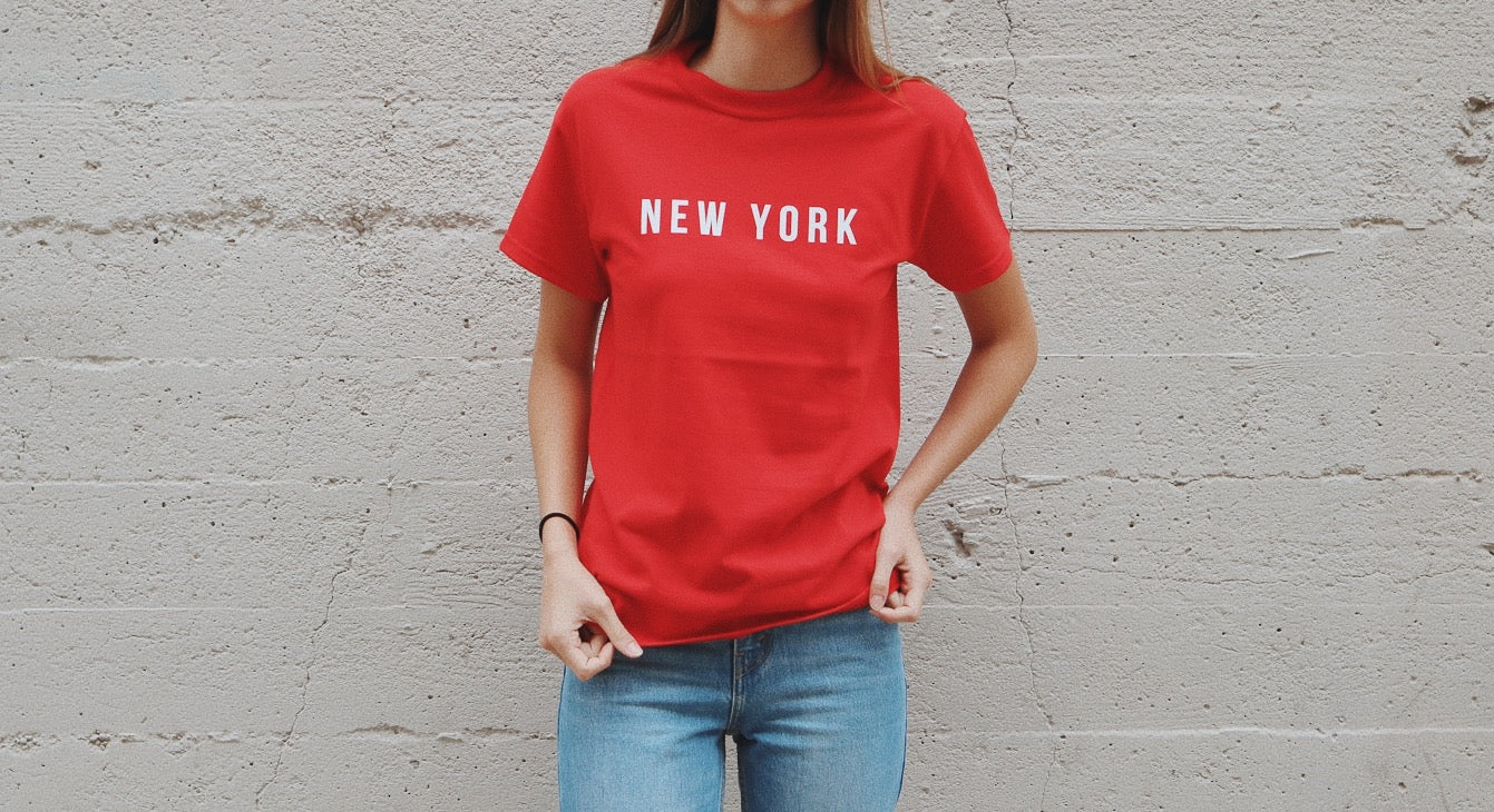 NYCT Clothing New York Tee