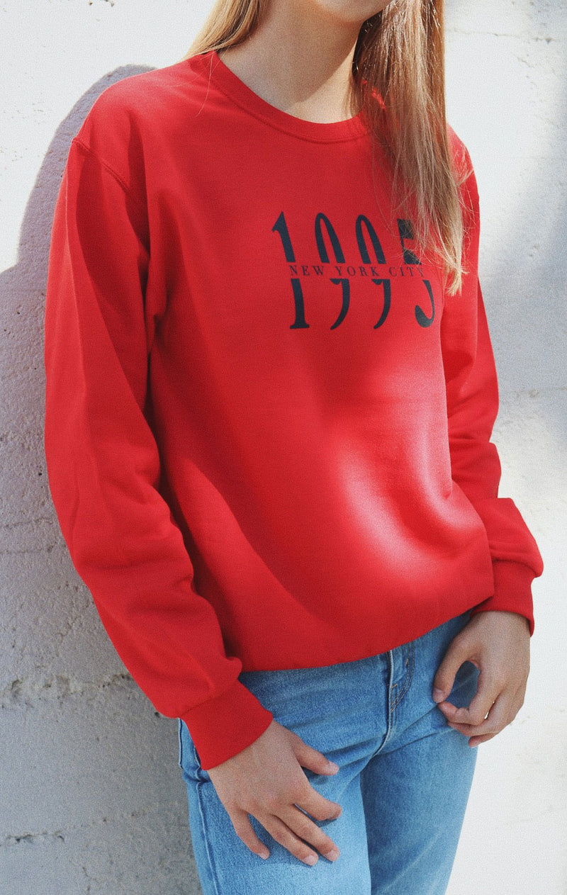NYCT Clothing 1995 New York Sweatshirt