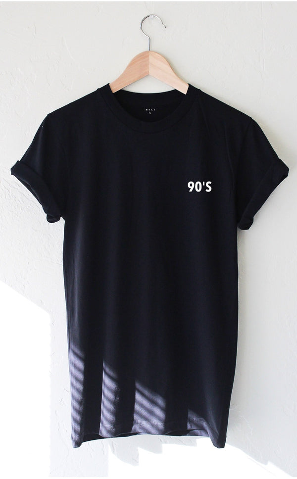 NYCT Clothing 90's Tshirt