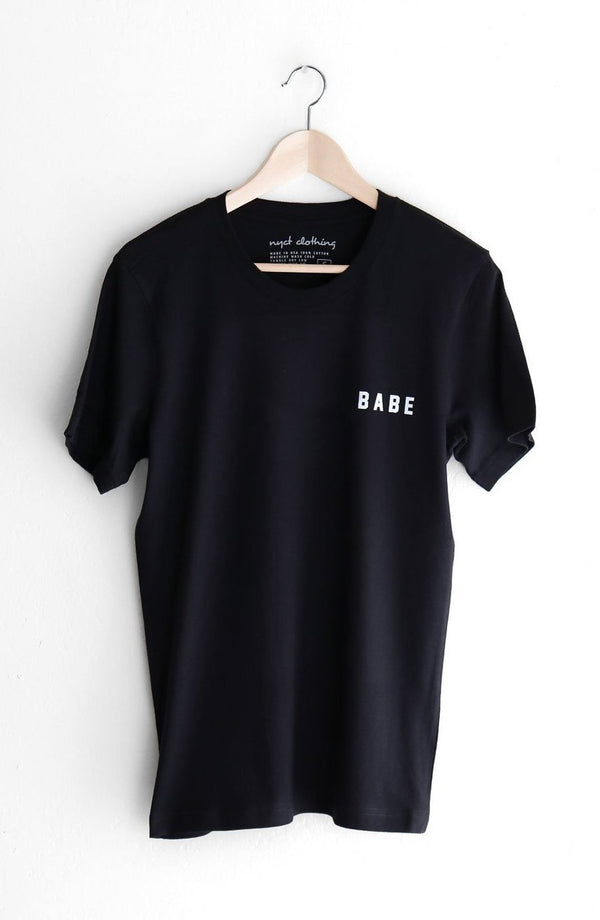 NYCT Clothing Babe Tee