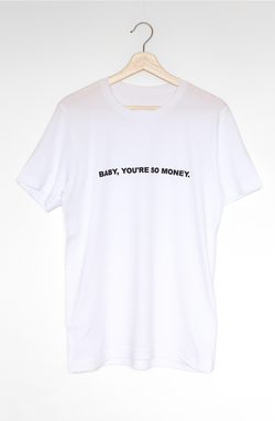 NYCT Clothing Baby You're So Money Tee