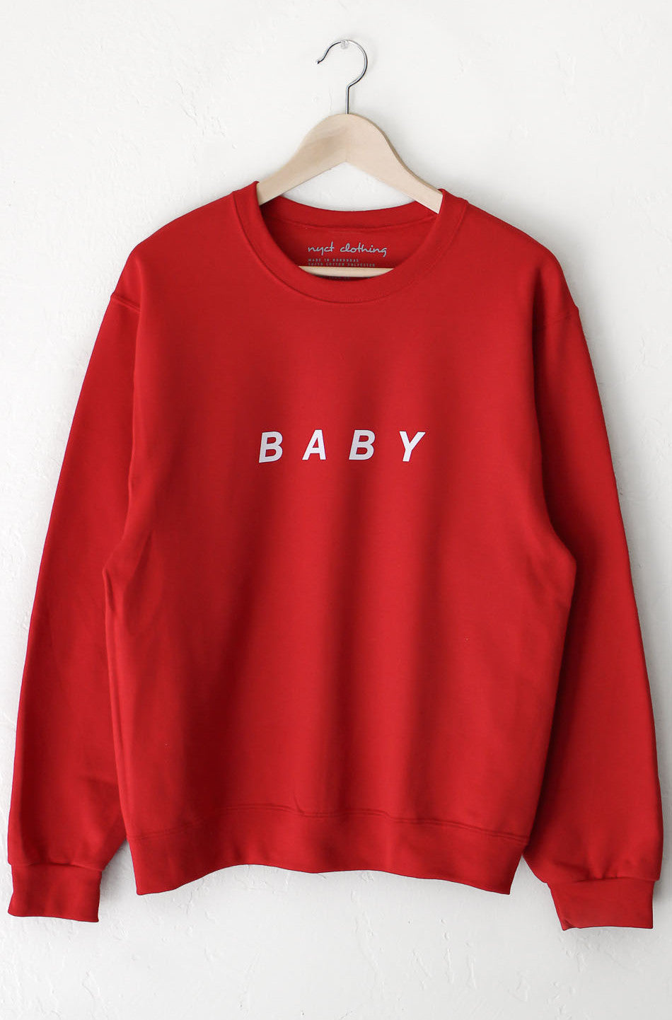 NYCT Clothing Baby Sweater