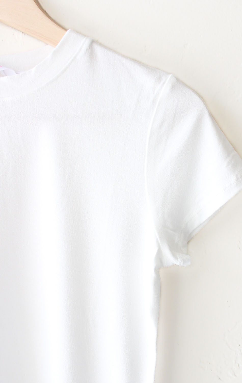 NYCT Clothing Basic Tee - White