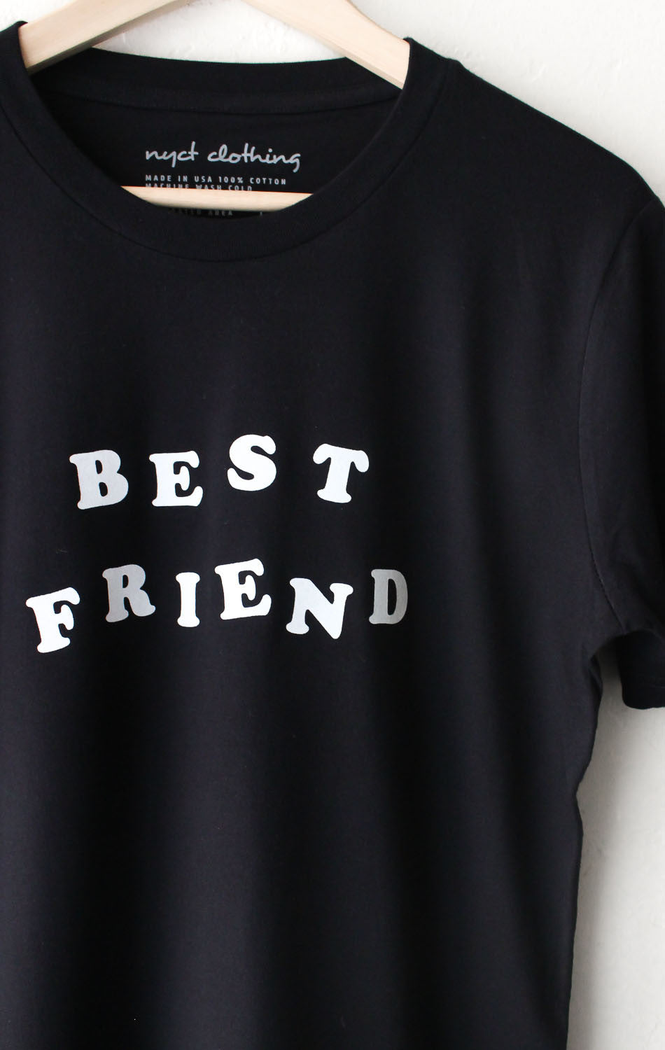 NYCT Clothing Best Friend Tee