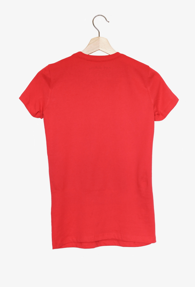 NYCT Clothing California Tee - Red