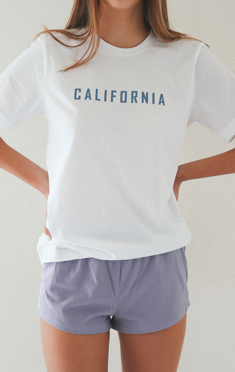 NYCT Clothing California Tee - White