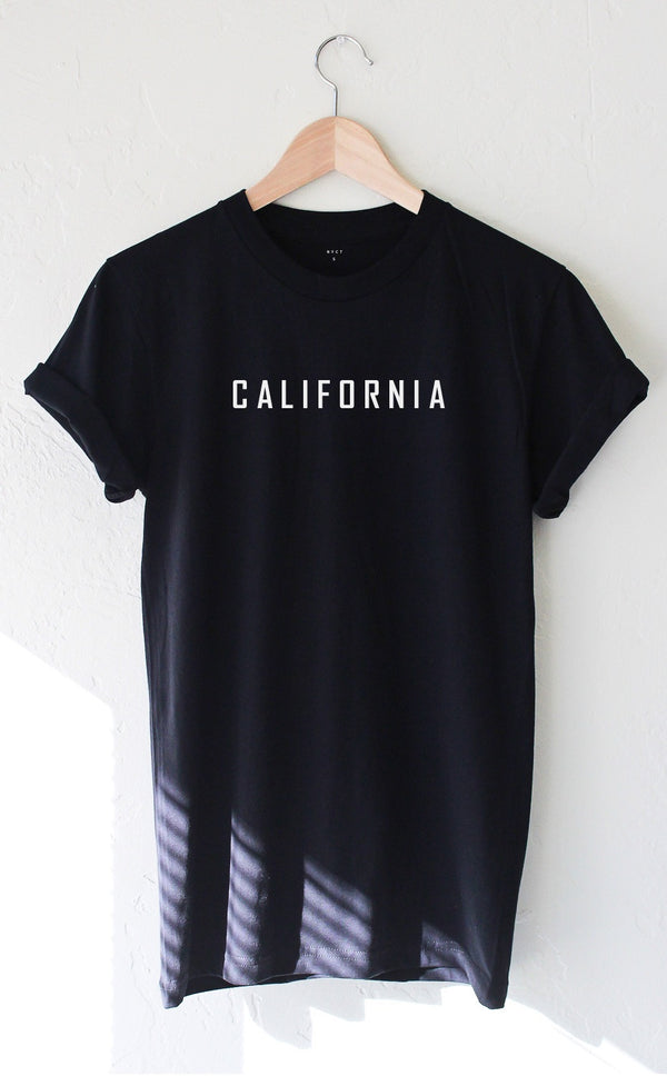 NYCT Clothing California T-shirt