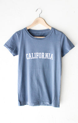 NYCT Clothing California Destroyed Tee