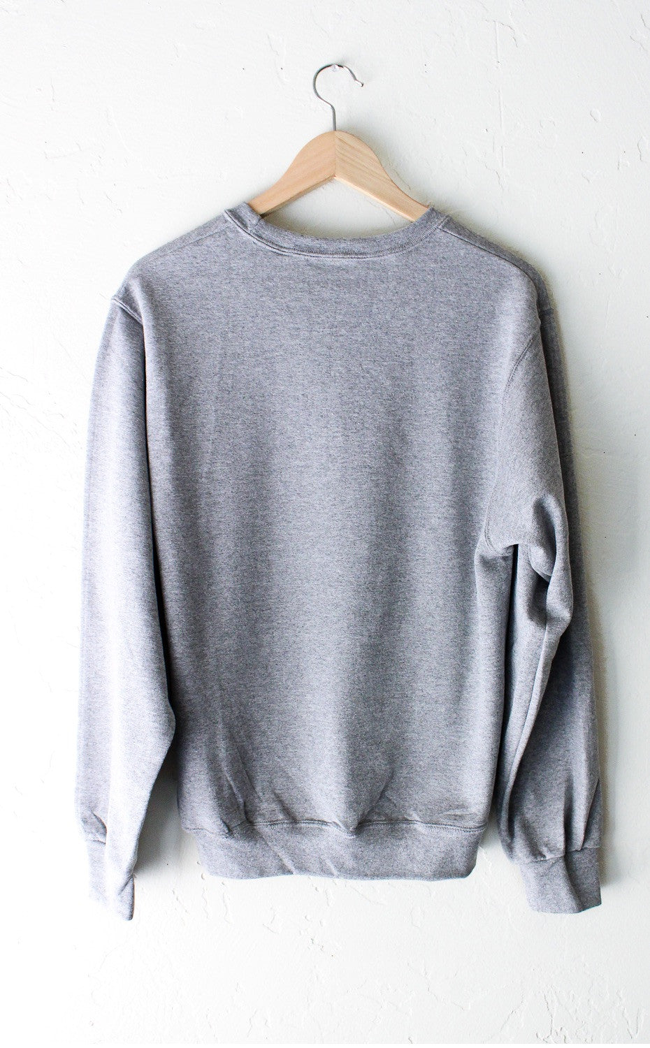 NYCT Clothing California Sweater - Grey